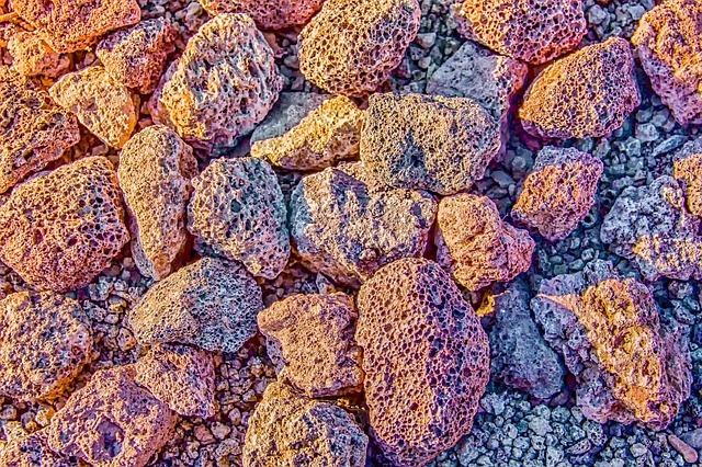 Sustrato de piedra pómez para cultivo sin suelo es un Tipos de sustratos para hidroponía