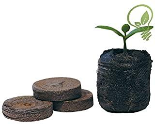 Tabletas de turba para el crecimiento de semillas y plantas