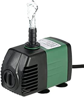 Bomba de agua riego y oxigenación para cultivo