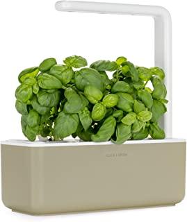 Entorno de mini cultivo hidropónico para casa