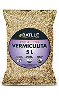 Sustrato vermiculita para cultivos