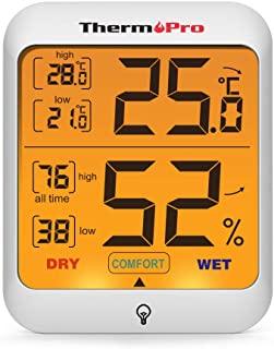 Control de temperatura y humedad en las estancias