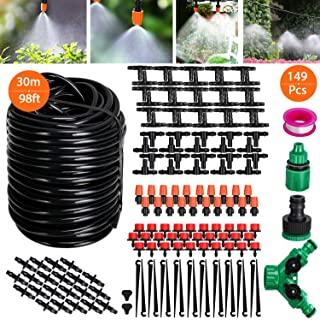 Kit de accesorios y productos para el riego